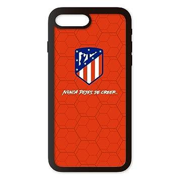 5d1ec6e3f90 PHONECASES3D Funda Atlético de Madrid Nunca Dejes de Creer 3D iPhone 7/8  Plus: Amazon.es: Electrónica