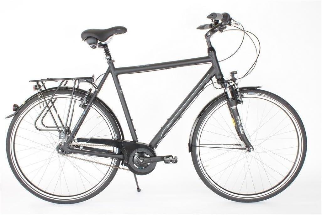 gudereit Comfort 7.0 Hombre City bicicleta 28 pulgadas 7 ...