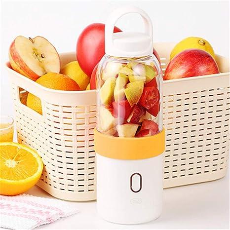 lizubing Exprimidor de Frutas multifunción Exprimidor eléctrico ...