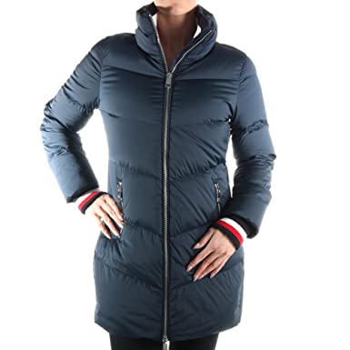 a54344bcb35d21 Tommy Hilfiger Mantel Callie Icon Down Coat WW0WW20743 403 Gr. M ...