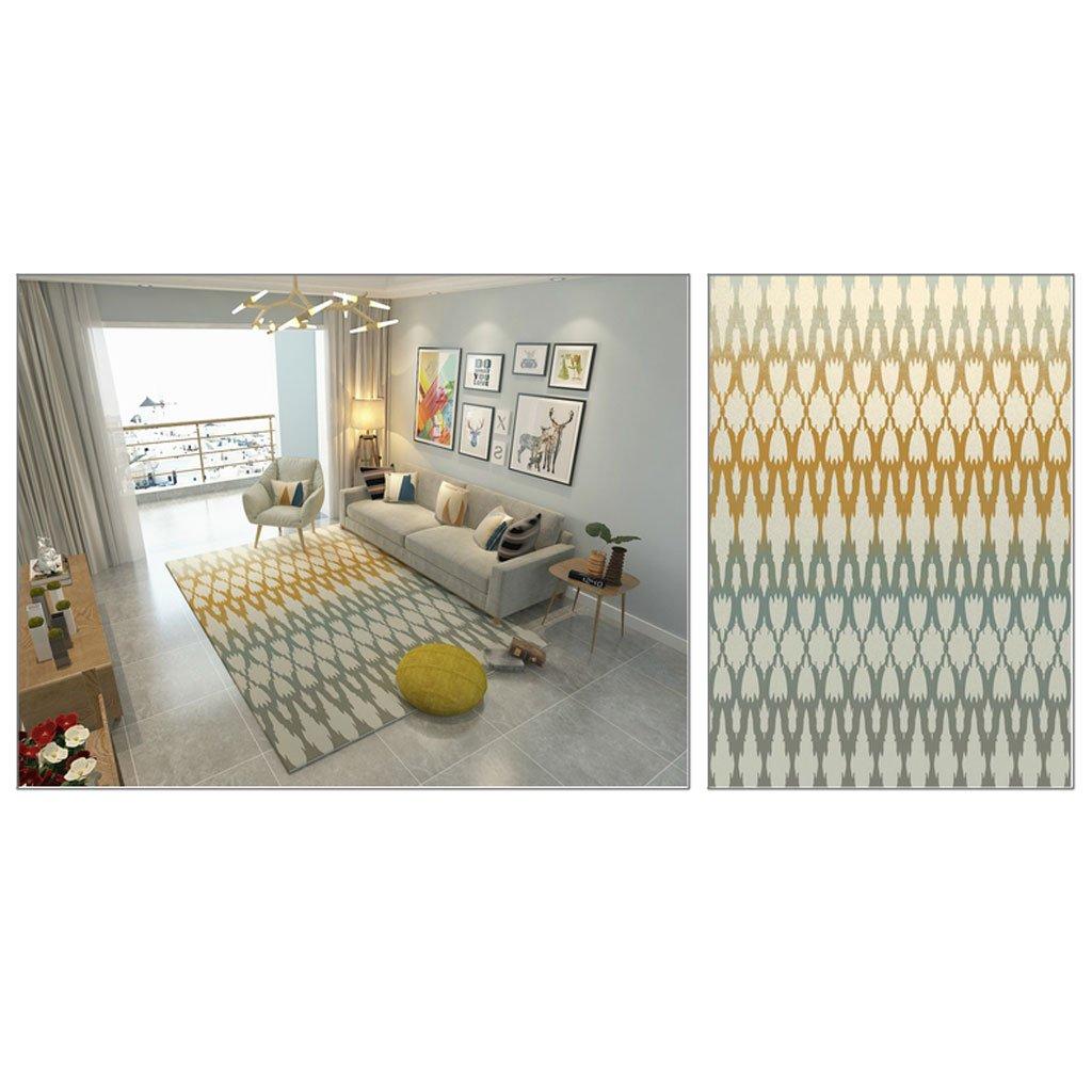 Amazon.de: Young baby Nordic Wohnzimmer Sofa Teppich einfaches ...