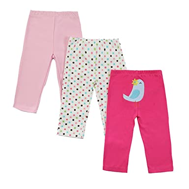 5e8bbfc7f Amazon.com  BABE MAPS Unisex Baby 3-Pack Snap Front Sleep N Play ...