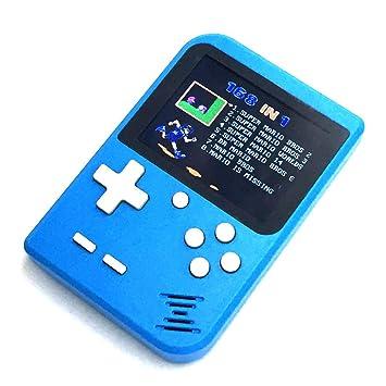 WZP Mini Máquina De Juego NES Consola De Juegos Nostálgica 11.7Cm-7.8Cm-