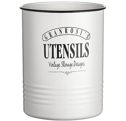Vintage Kitchen Utensil Holder   Perfect For Large Cooking Tools   Retro Cooking  Utensil Holder Adds