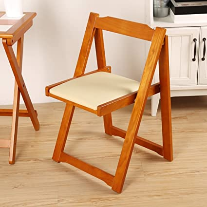 aidelai taburete madera maciza silla de comedor moderno ...