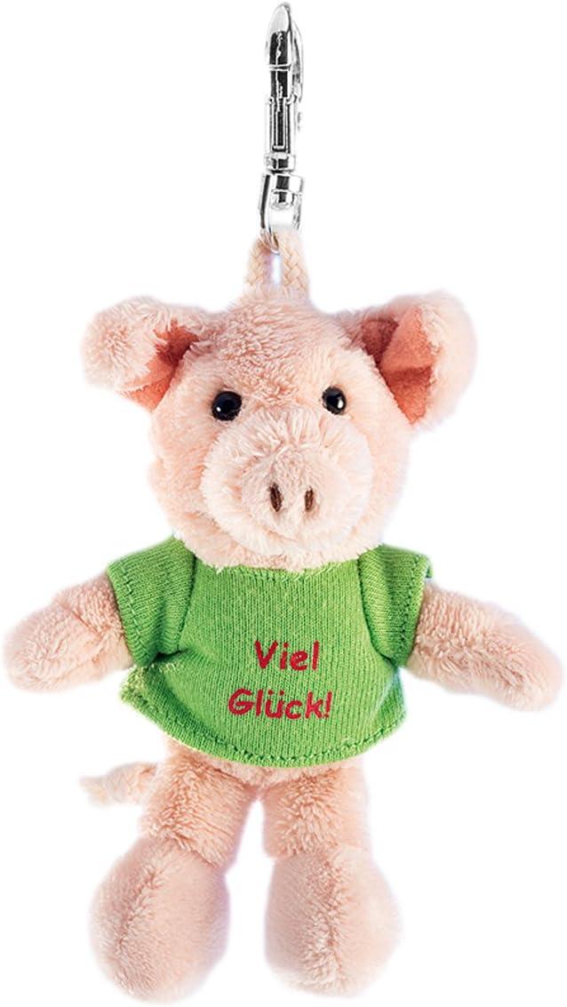 Schaffer 2522 Pl/üsch-Schl/üsselanh/änger Gl/ücksschwein Viel Gl/ück