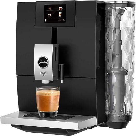 Jura 15339 Cafetera automática, plástico, Negro: Amazon.es: Hogar