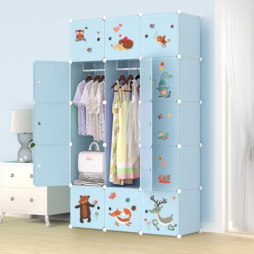 Simple Wardrobe Resin Cabinets Mounted Plastic Modern Minimalist