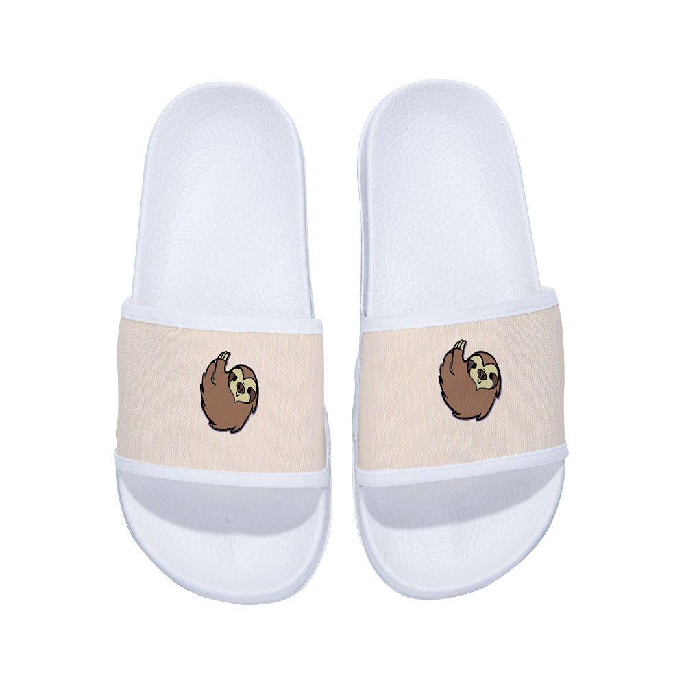 Ron Kite Slide Sandals for Girls Boys Comfortable Soft Sole Shower Slipper Little Kid//Big Kid