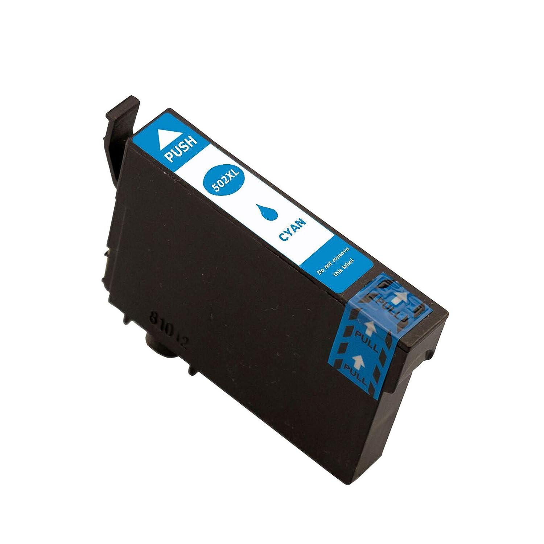 Cartuchos de Tinta compatibles con Epson 502 XL para Epson XP-5100 ...