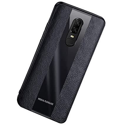 Amazon.com: Compatible con OnePlus 6 funda de lujo Slim One ...