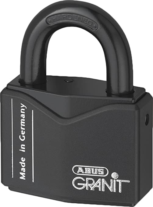 ABU3755C Abus 37//55 55mm Granit Vorh/ängeschloss Carded