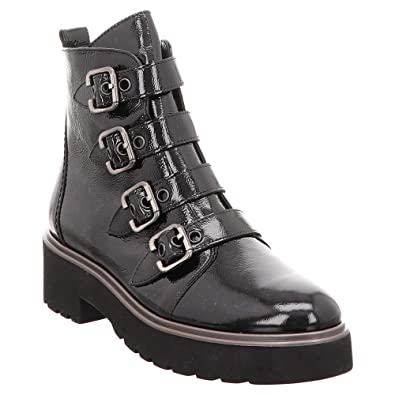 76e79ed5fdd57 Paul Green Women's 9395-014 Classic Boot Black Size: 3