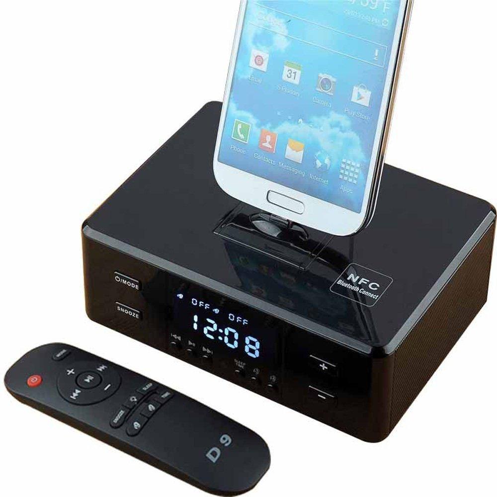 innuoo NFC inalámbrica Bluetooth altavoz altavoz Cargador ...