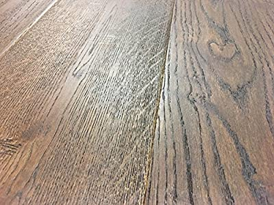 "Wide Plank 7 1/2"" x 1/2"" European French Oak (Noble Estate) Prefinished Engineered Wood Flooring Sample at Discount Prices by Hurst Hardwoods"