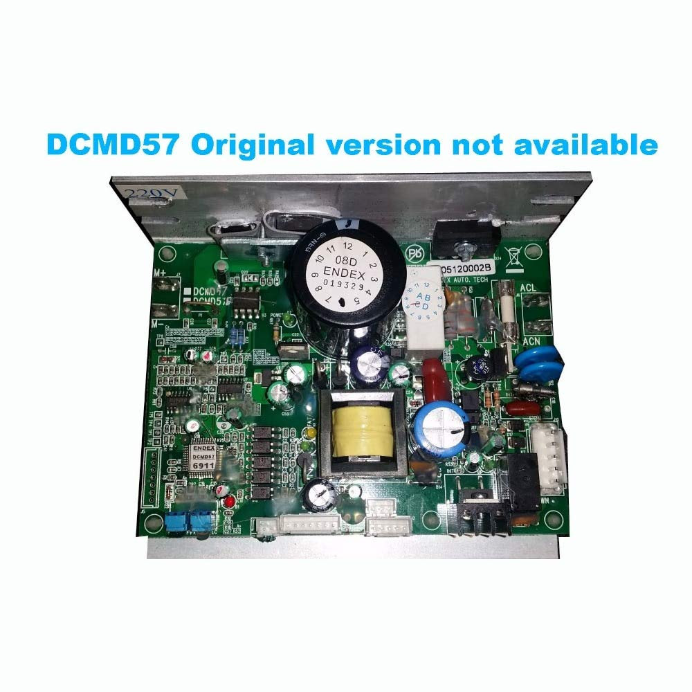 Xennos Xennos motor driver controller motherboardfor BH and other brand Xennos circuit board mainboard DCMD57 - (Plug Type: 110V replacement)