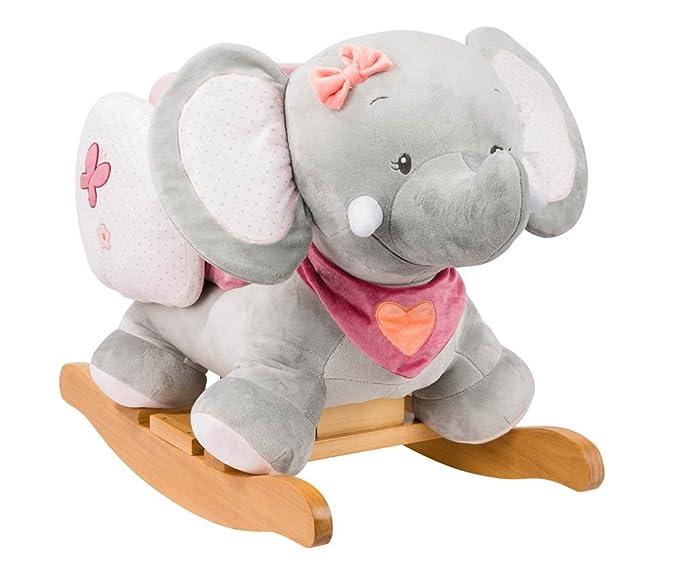 Rocker Adele the Elephant Nattou Adele and Valentine
