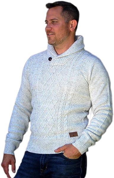 Natural Traditional Emerald Isle Irish Sweater Killarney Style