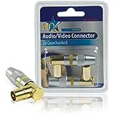 Hq HQS-SCXPLUG2 - Conector coaxial