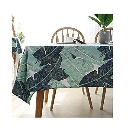 Camino de mesa manteles de papel de navidad Mantel de plantas ...