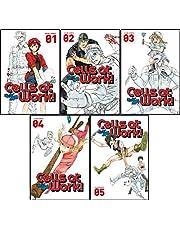 Cells at Work Manga Set, Vol. 1-5