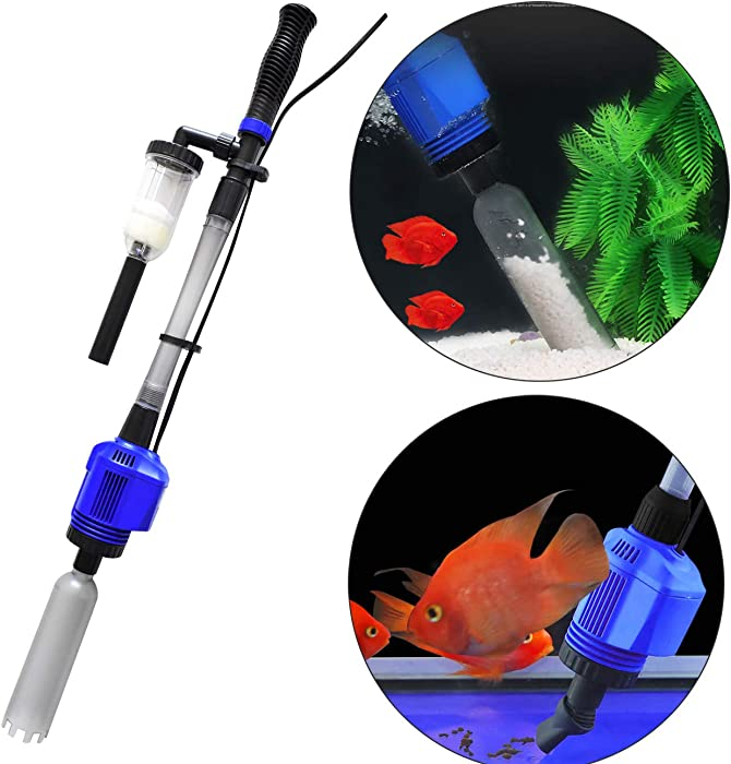 Top 10 Aquarium Powered Vacuum