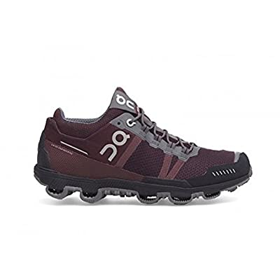 On Running Women's Cloudventure Midtop Mulberry/Grey Size 7.5 | Road Running