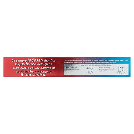 Iodosan Global Protection Toothpaste 75Ml: Amazon.es: Salud ...