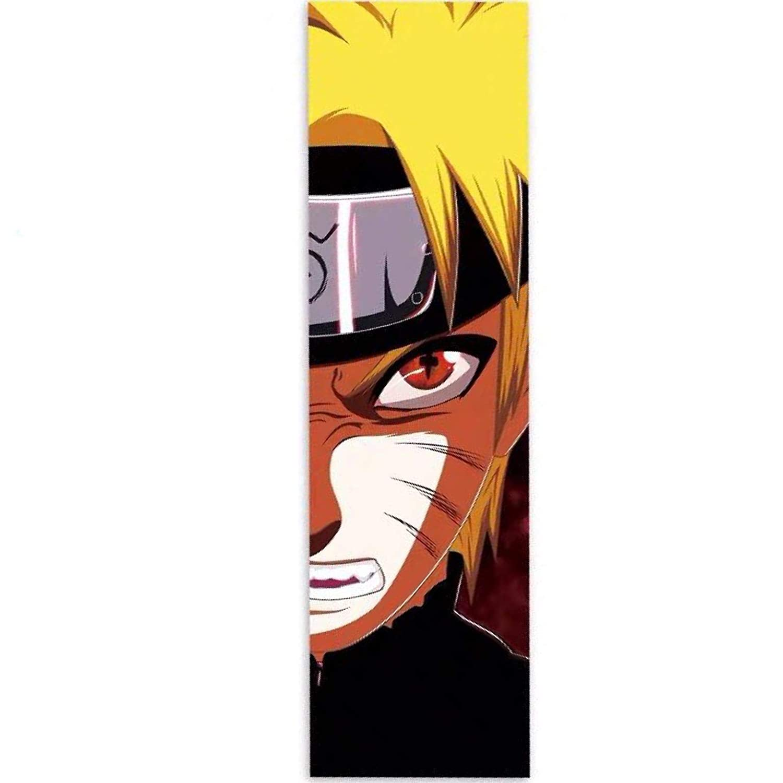 YoloTape Naruto - Cinta de Agarre para monopatín (9 x 33 ...