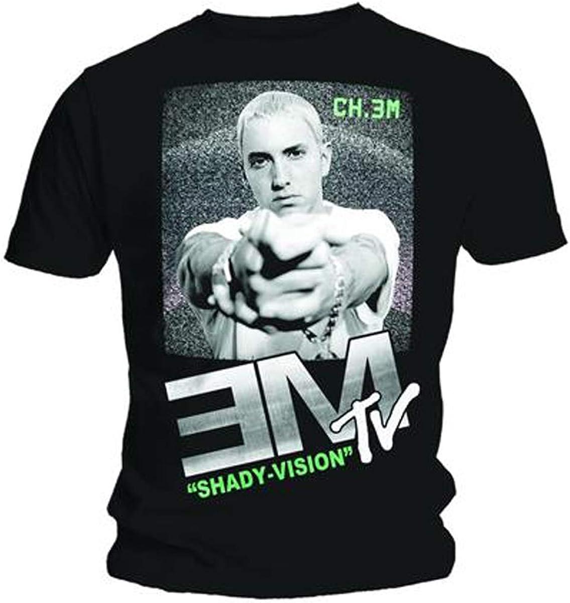 EM TV Bravado T-shirt Homme Eminem