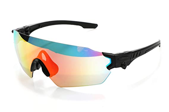 4298bcbcfe Beydodo Gafas Seguridad Gafas de Giro Deportivo Gafas de Deporte Gafas de Noche  Gafas de Sol HMJBEYDODO1322 Gafas