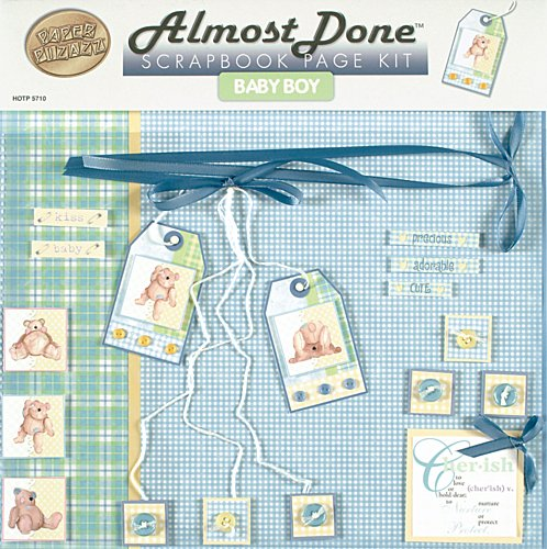 Almost Done Scrapbooking (Almost Done Page Kit 12
