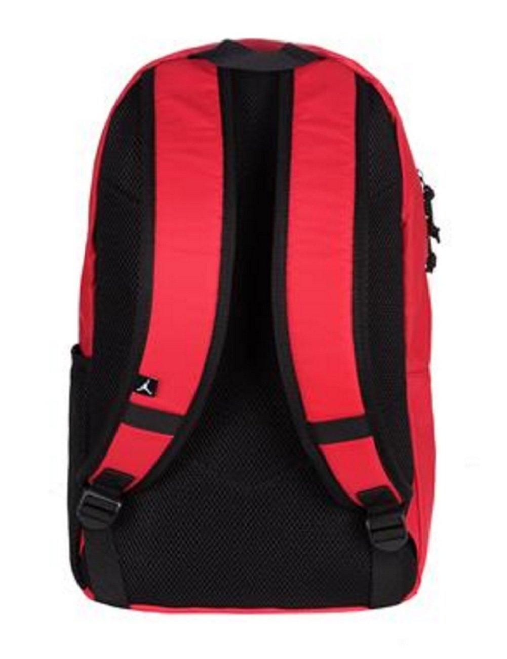 bffe8f1932b9a0 Nike AIR Jordan Gym Red School Backpack  Amazon.in  Bags