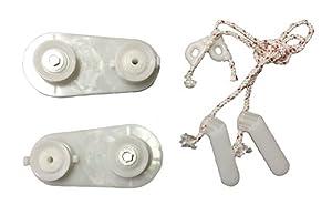 Replacement Dishwasher Door Balance Link Kit for Kenmore Sears Dishwashers
