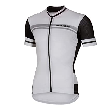 Image Unavailable. Image not available for. Color  Uglyfrog Designs Bike  Wear Men s Shorts Sleeve Cycling Jersey ... 9a695db5e