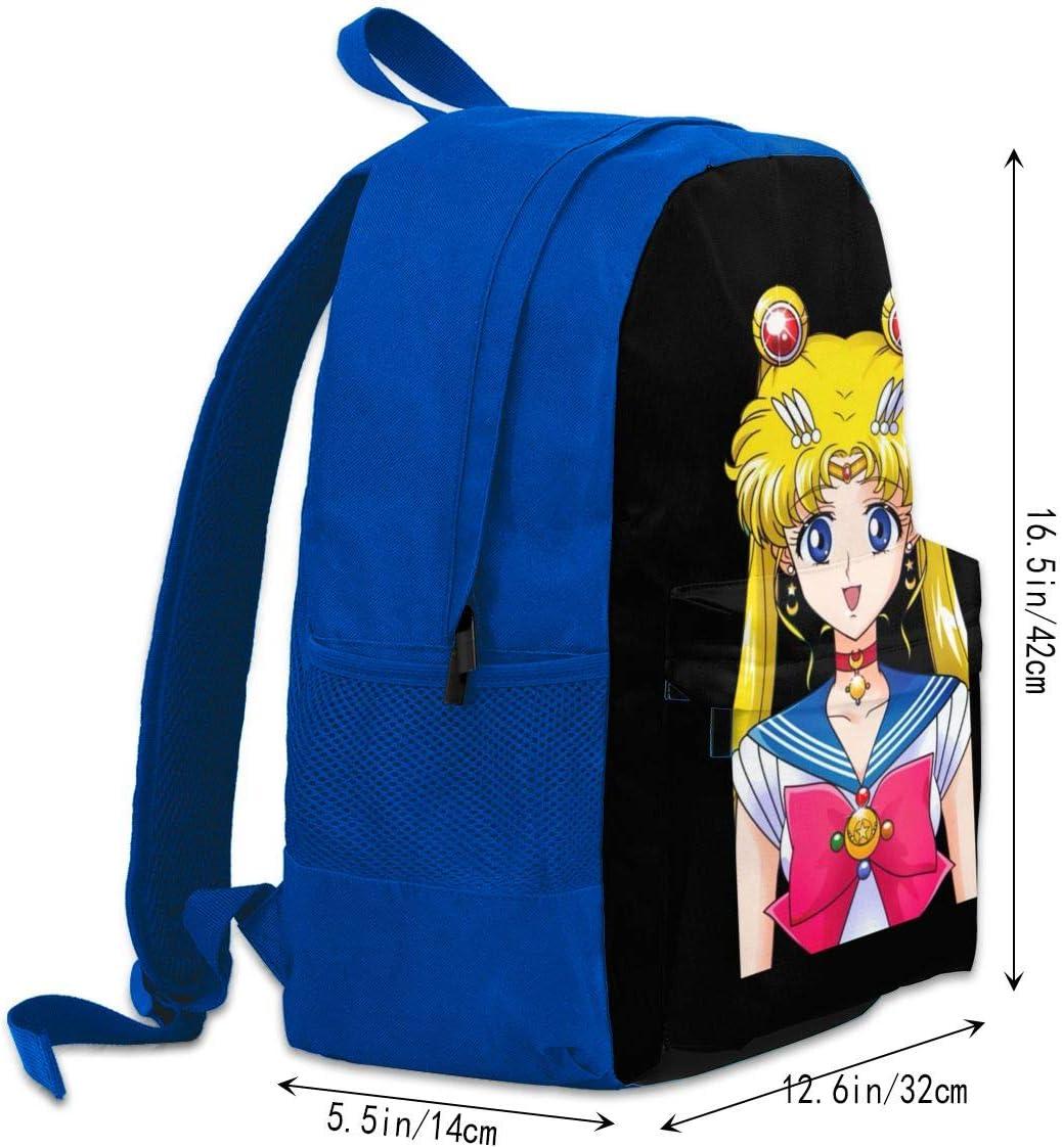 LIIREN Travel Computer Backpacks for Men Women Blue Backpack ...