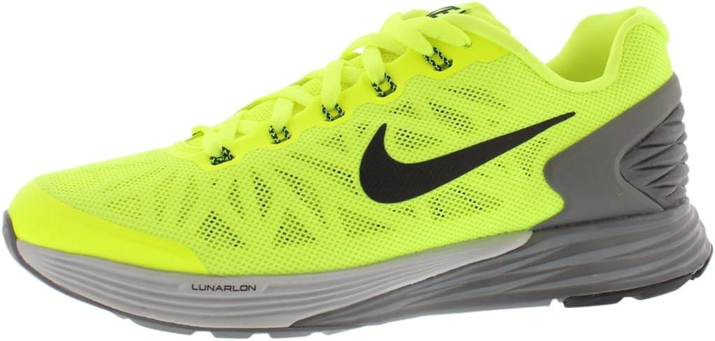 Nike Zapatillas Nike Lunar Glide 6, Color, Talla 4Y: Amazon.es ...