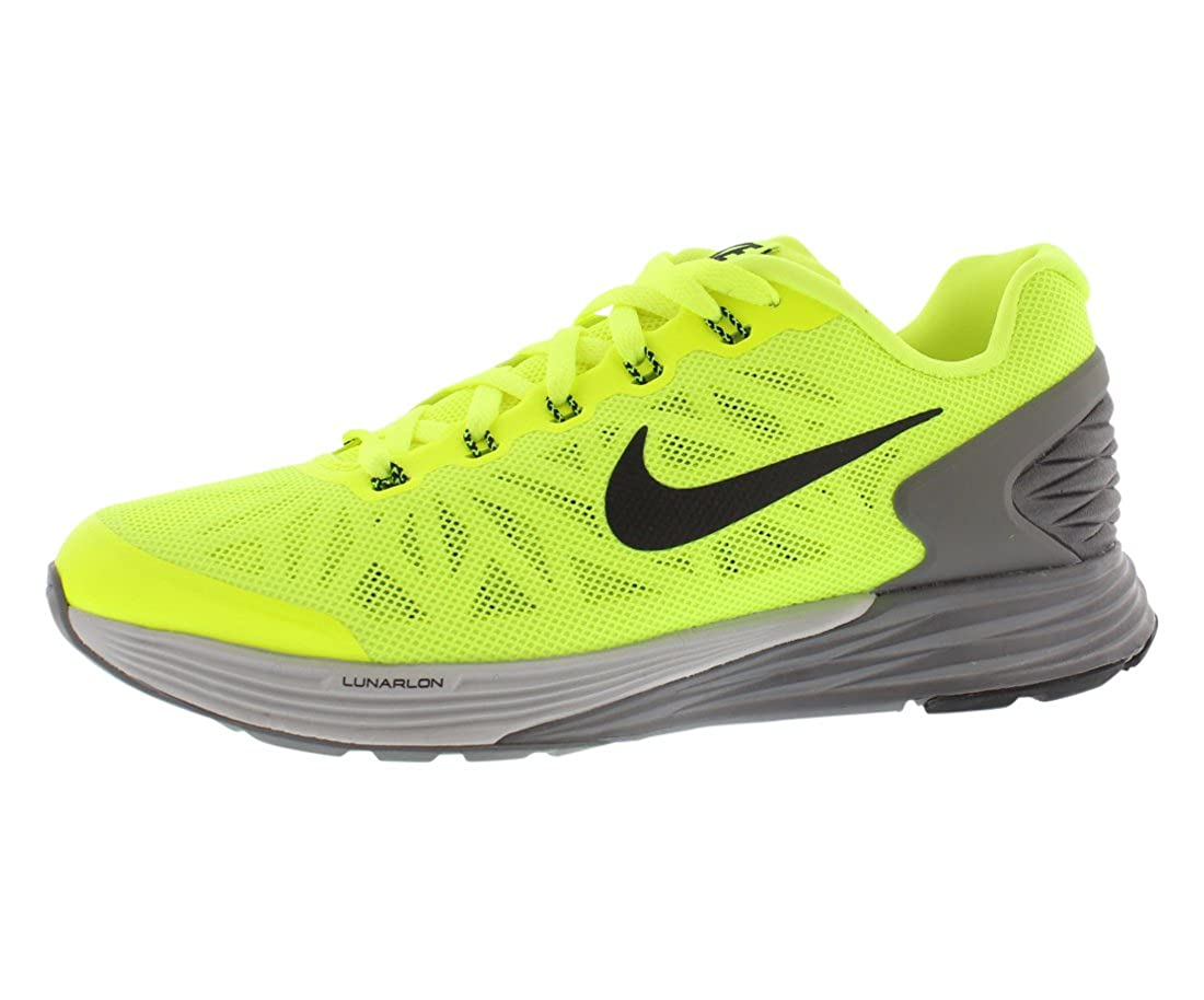 a596192aa52b nike lunarglide 6 (GS) running trainers 654155 sneakers shoes (uk 3 us 3.5Y  eu 35.5