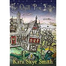 The Quill Pen Killer (Vampire DeAngeliuson Book 1)