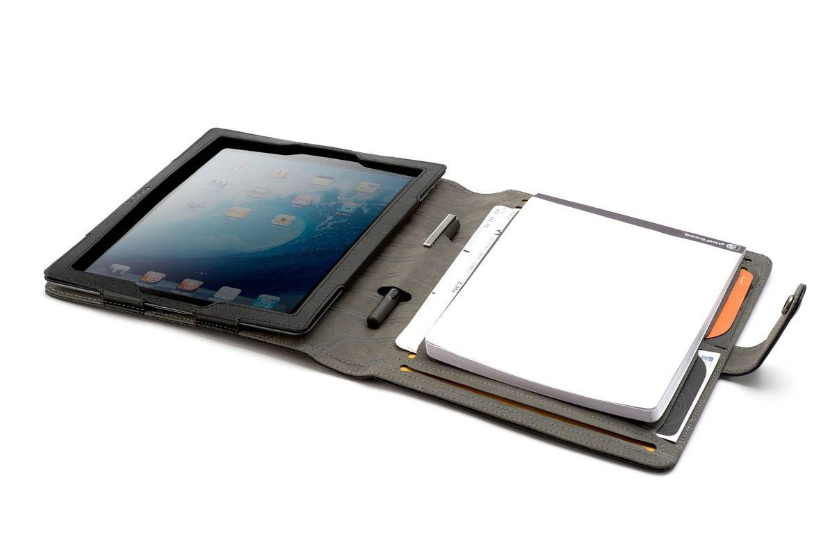 Amazon.com: Booq Booqpad para iPad 2 y 3, Color negro/gray ...