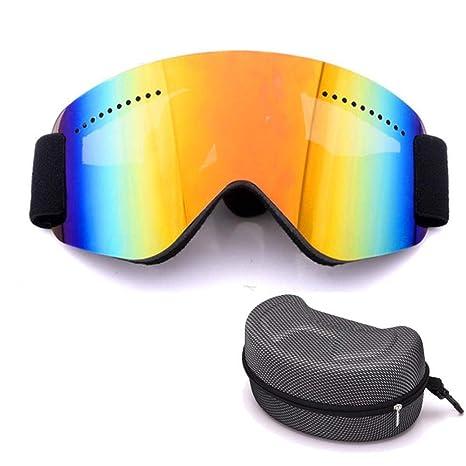 Gafas De Esquí Invierno Nieve Deportes Snowboard Gafas Con ...