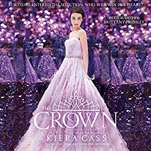 Kiera Cass - The Crown Audiobook Free Online