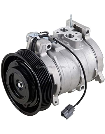 AC Compressor & A/C Clutch For Honda Accord 2003 2004 2005 2006 2007 -