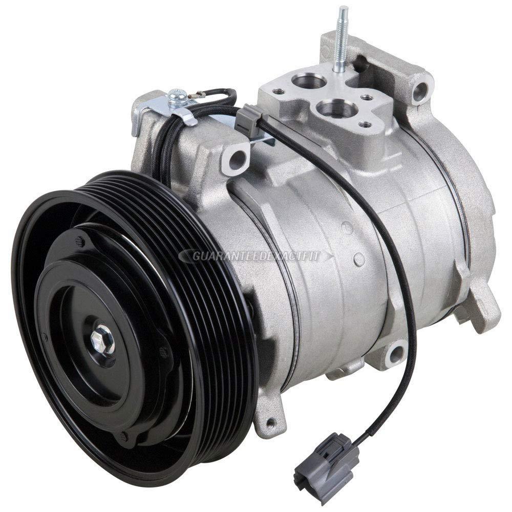 BuyAutoParts 60-01590NA NEW AC Compressor & A/C Clutch For Honda ...