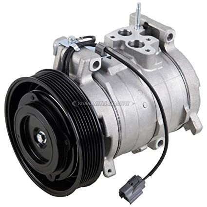 Amazon.com: AC Compressor & A/C Clutch For Honda Accord 2003 2004 2005 2006 2007 - BuyAutoParts 60-01590NA NEW: Automotive
