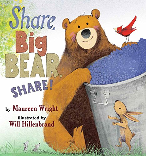 Share, Big Bear, Share! by TWO LIONS