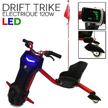 Drift trike Triciclo eléctrico 120 ...