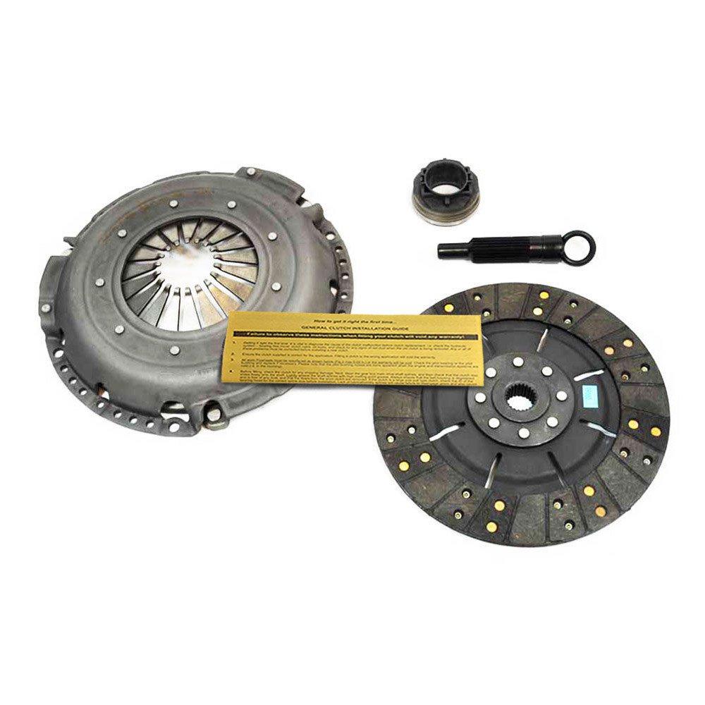 Amazon.com: EFT PREMIUM CLUTCH KIT AUDI 90 B4 100 A6 QUATTRO 2.8L S4 S6 AVANT 2.2L TURBO: Automotive