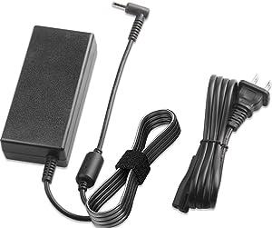 Futurebatt AC Adapter Charger Power Cord for HP 14 15-xxxx Series Notebook PC HP Pavilion 11 13 15 HP Stream 13 11 14 HP Touchsmart 11 13 15 X2 Chromebook 14 11 G3 G4 G5 X360 Spectre Split Blue Tip