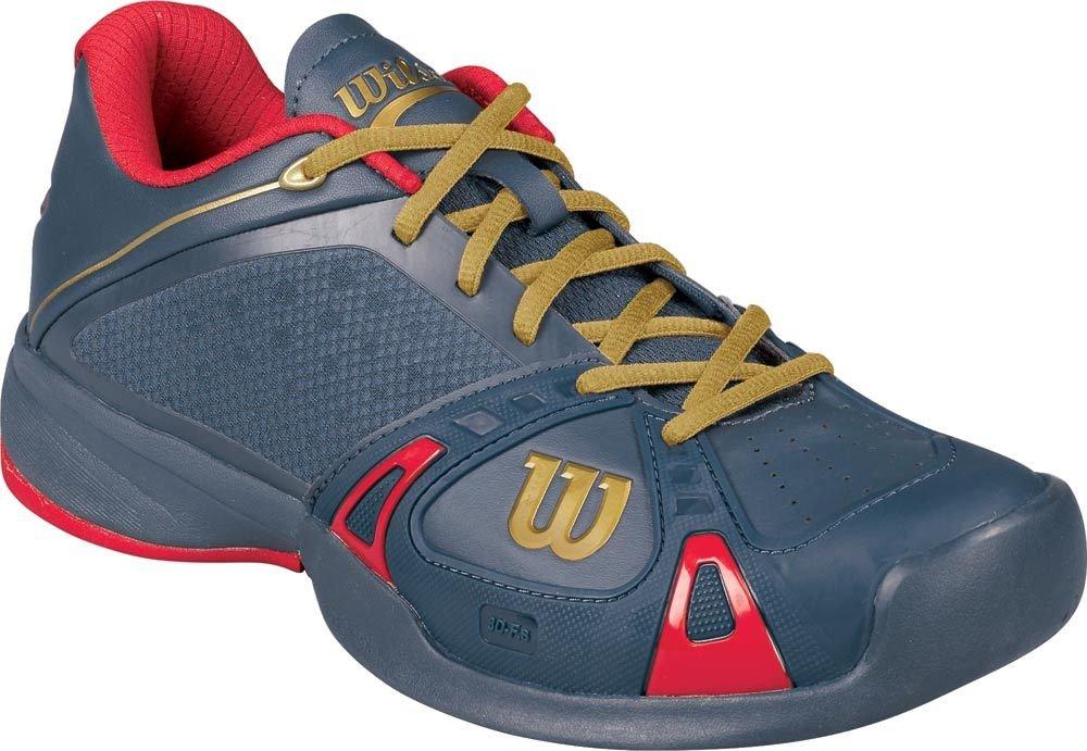 Wilson Rush Pro HC 100 Years Years 100 Schuh Tennis Damen NERO ROSSO be8ae2